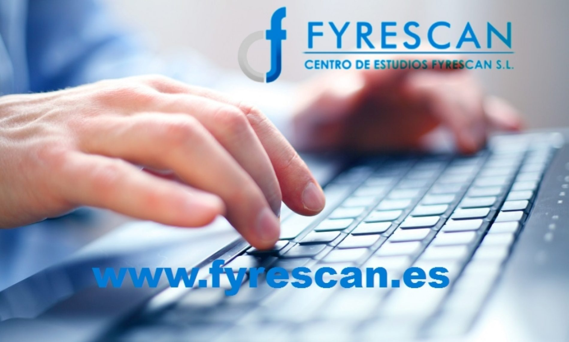 Fyrescan estrena Web