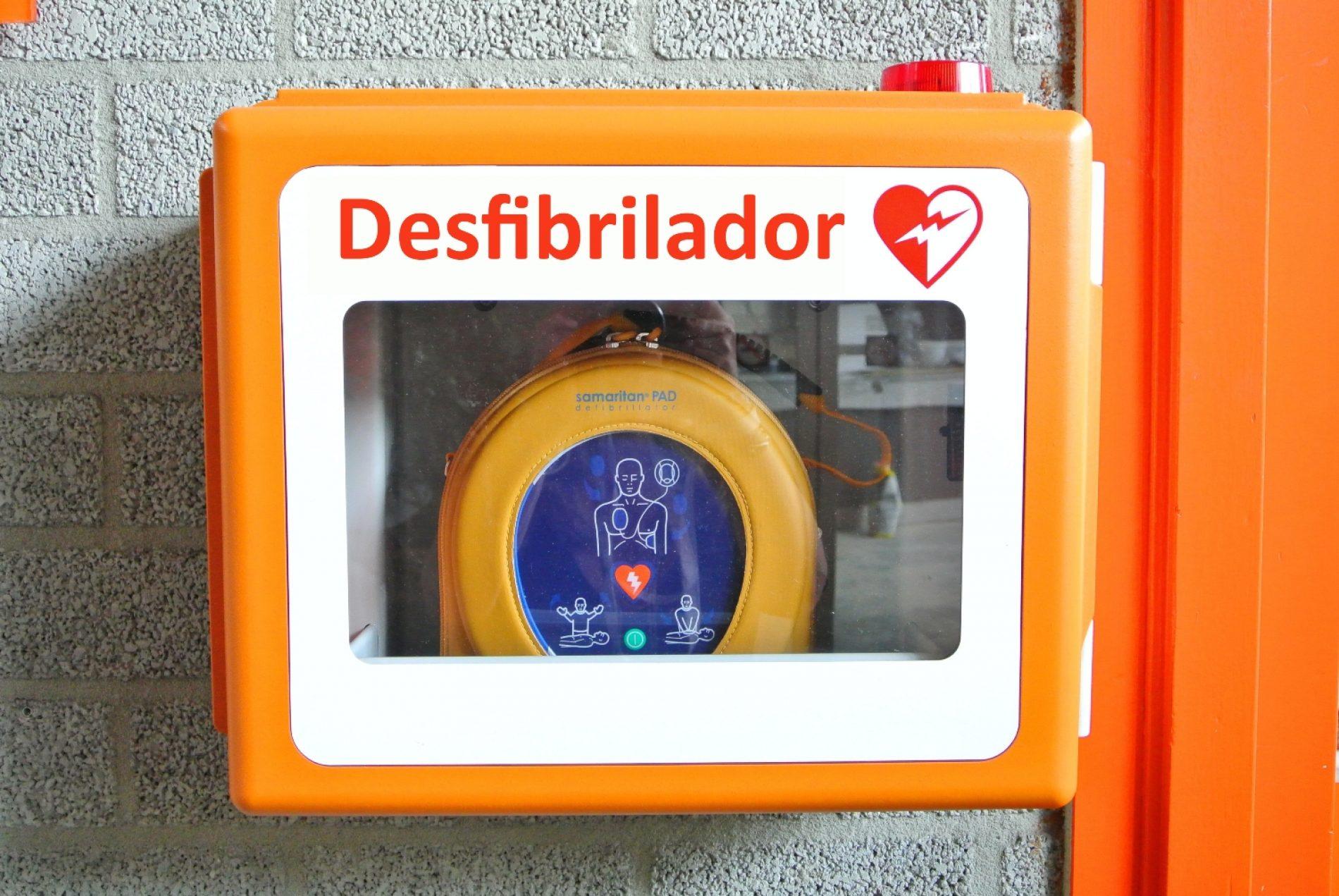 PRÓXIMAMENTE: Desfibrilador Semiautomático (DESA) y Soporte Vital Básico (SVB)