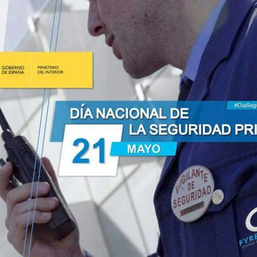 """Día 21 de Mayo """"Día de la Seguridad Privada"""""""
