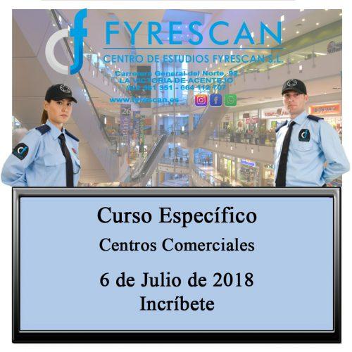 Curso Específico Centro Cormeciales – 6 de  Julio de 2018 – Inscríbete