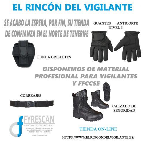 EL RINCÓN DEL VIGILANTE